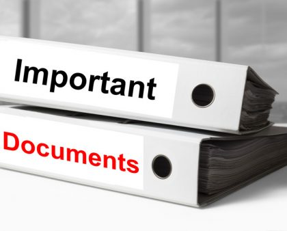 Important Documents Series - Letter of Employment